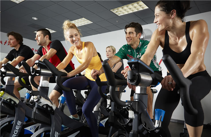 Stages Flight, Indoor Cycling